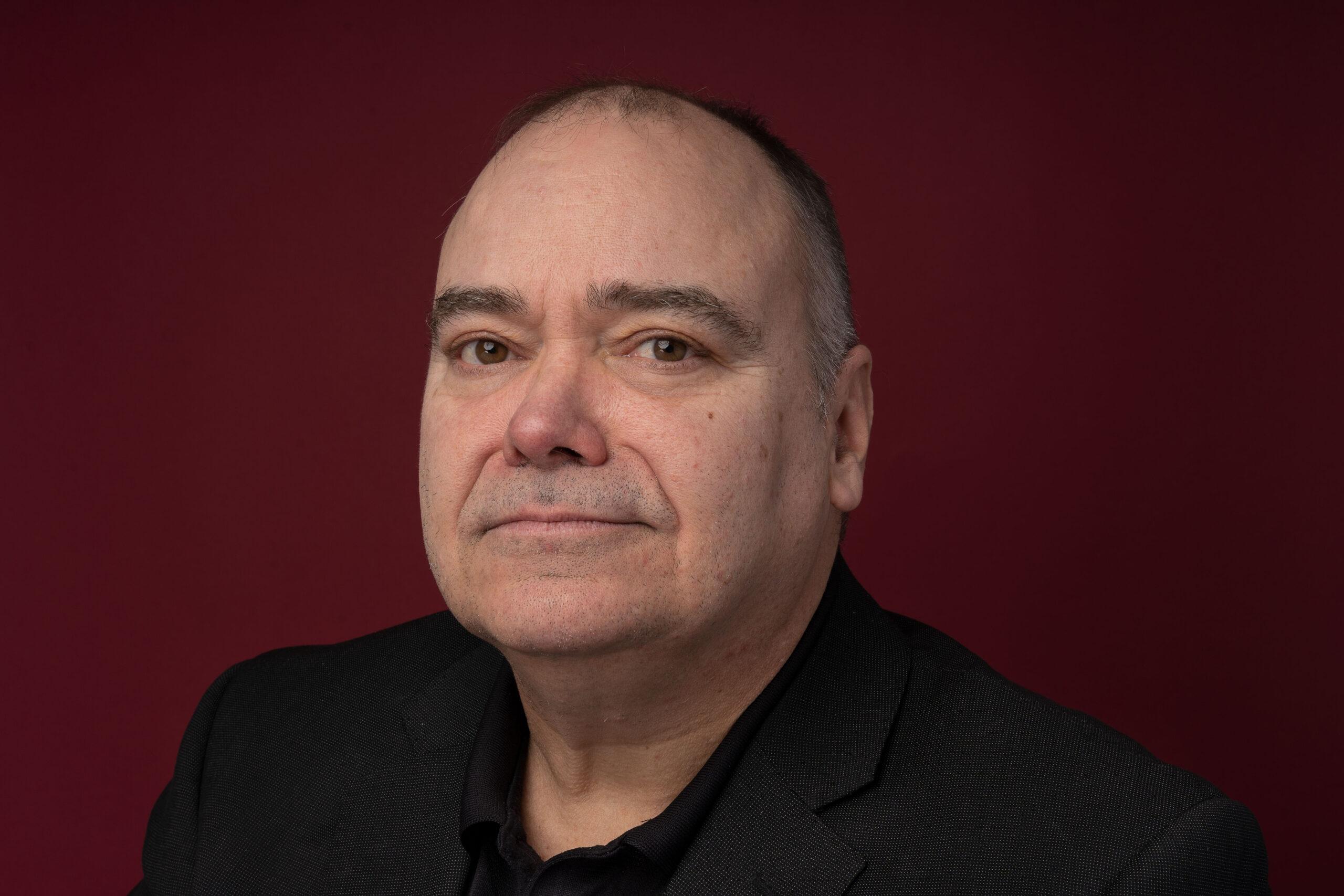 Portrait de Benoit Reid.